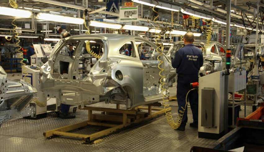 Otomotiv üretimi yüzde 28 arttı