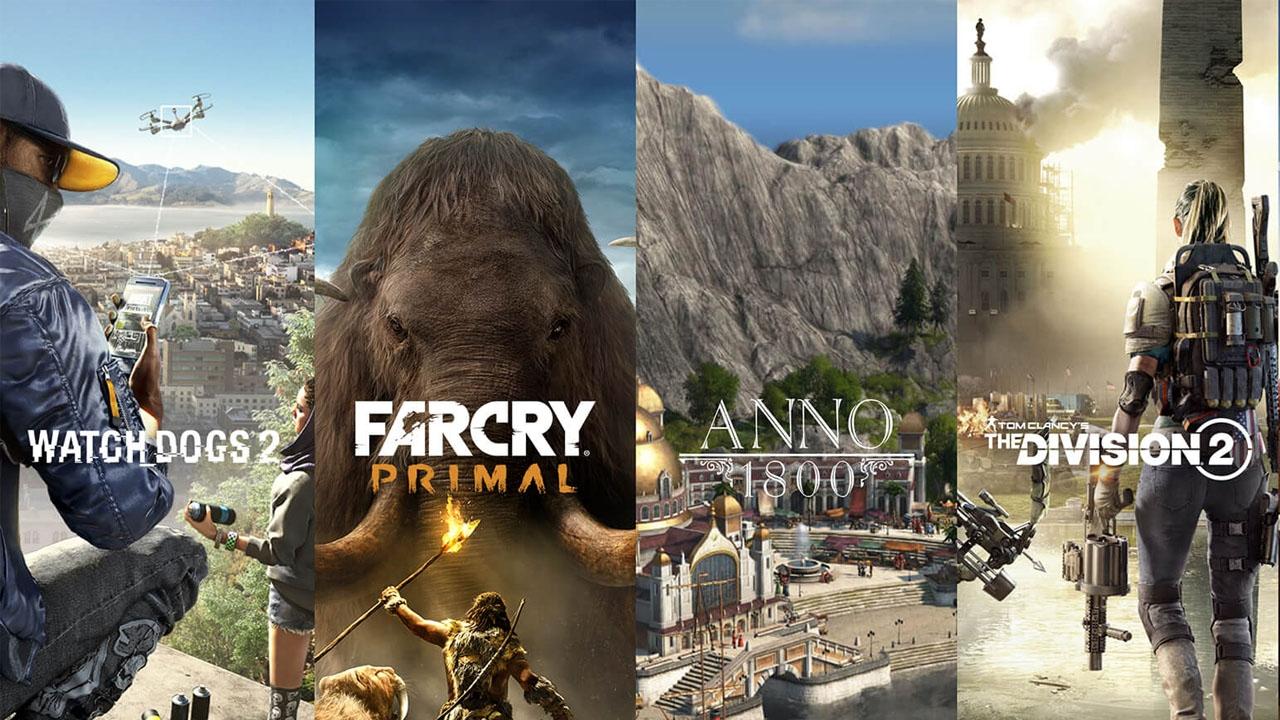 'Oynamadım' diyeni üzecek en iyi 10 Ubisoft oyunu Oyun dünyasının tanındık isimlerinden olan Ubisoft, geniş bir portföye sahip. En iyilerini oynamak isteyenler...