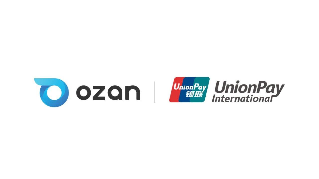 Ozan Elektronik Para, UnionPay International üyesi oldu