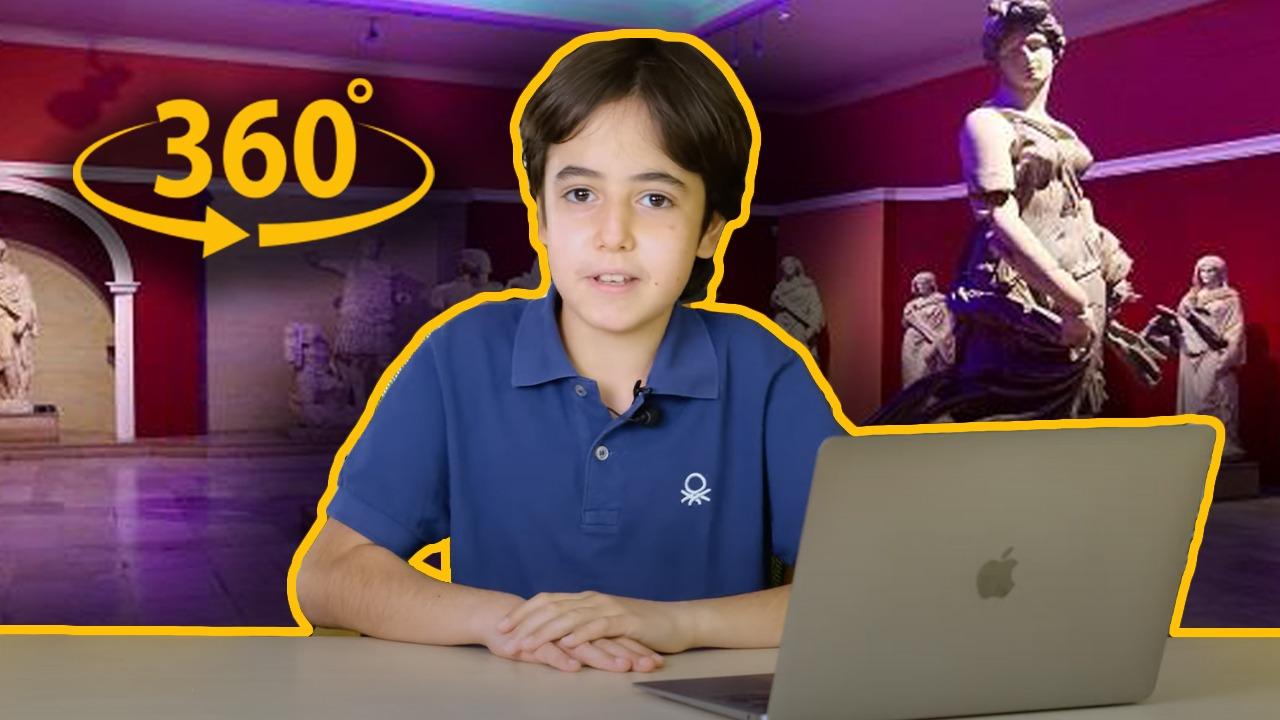 Pandemide müzeye götüren siteyi denedik ShiftDelete YouTube kanalında farklı içerikler ile karşınıza çıkmaya devam ediyoruz. Bu videomuzda Kerem...