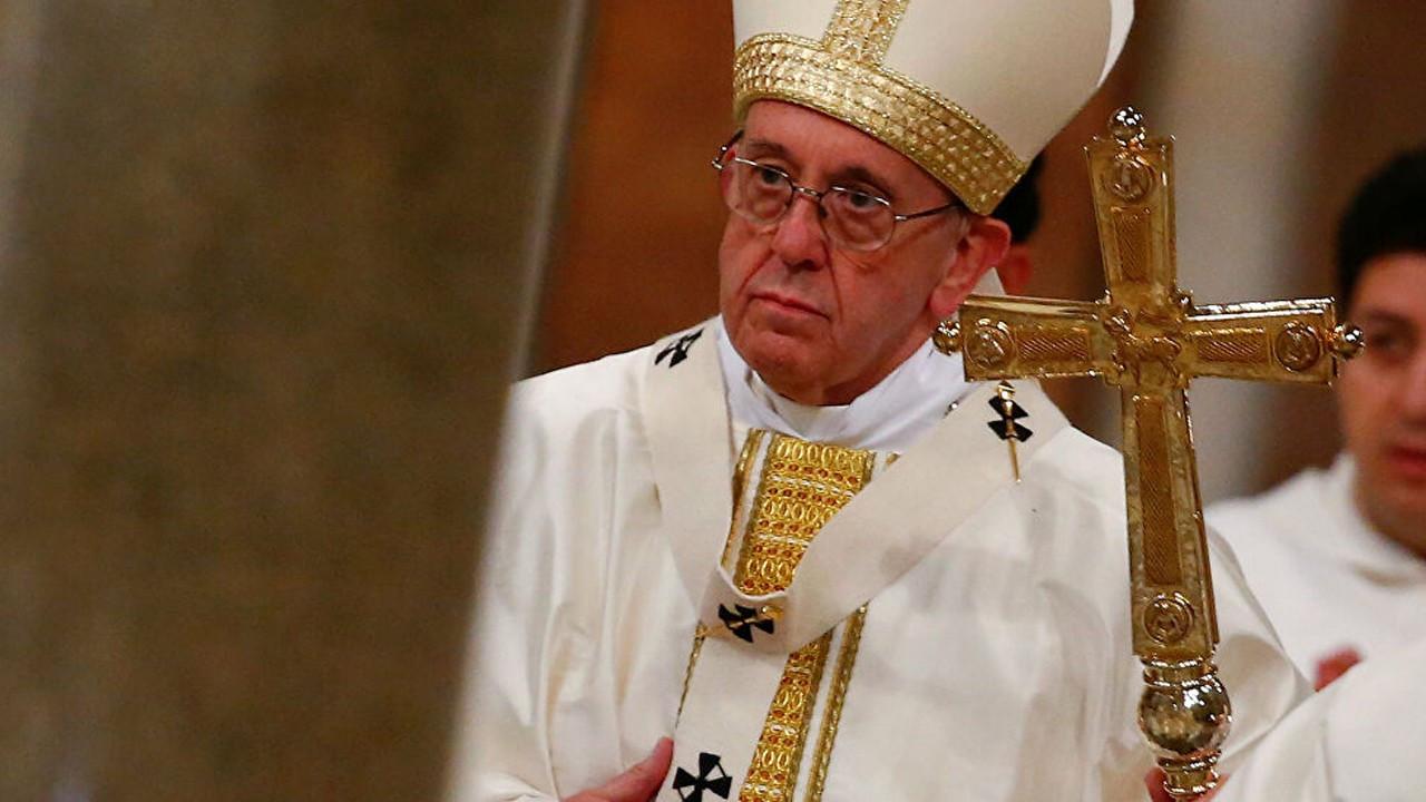 Papa Francis'den