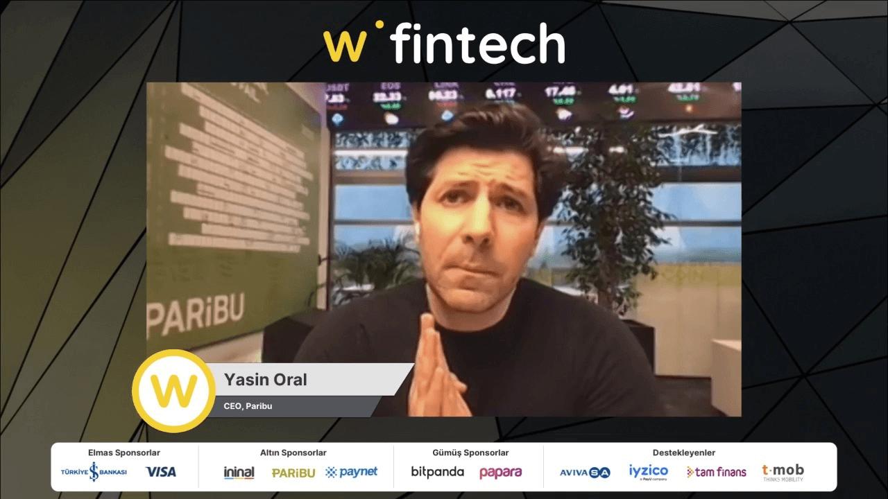 Paribu CEO'su Yasin Oral,