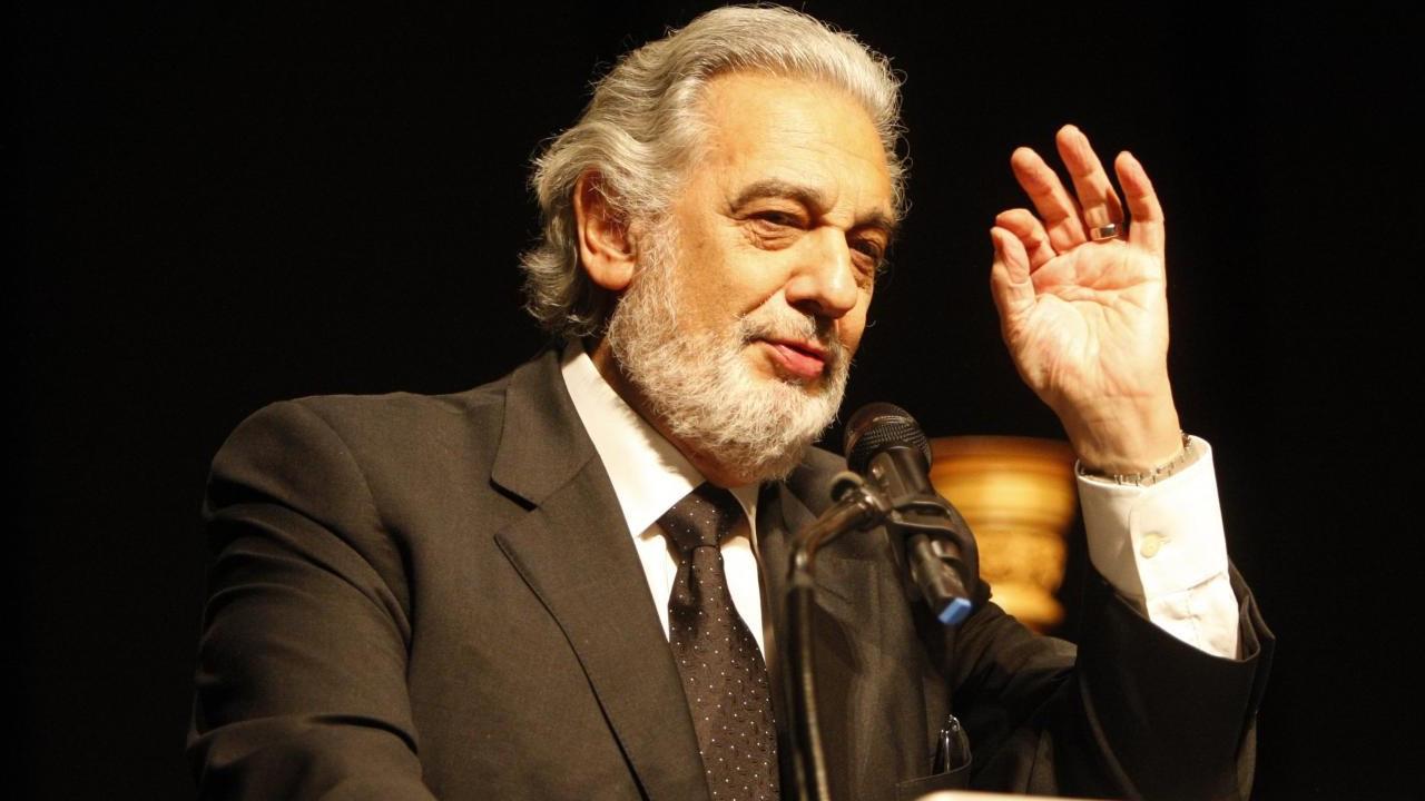 Placido Domingo'ya cinsel taciz şoku!
