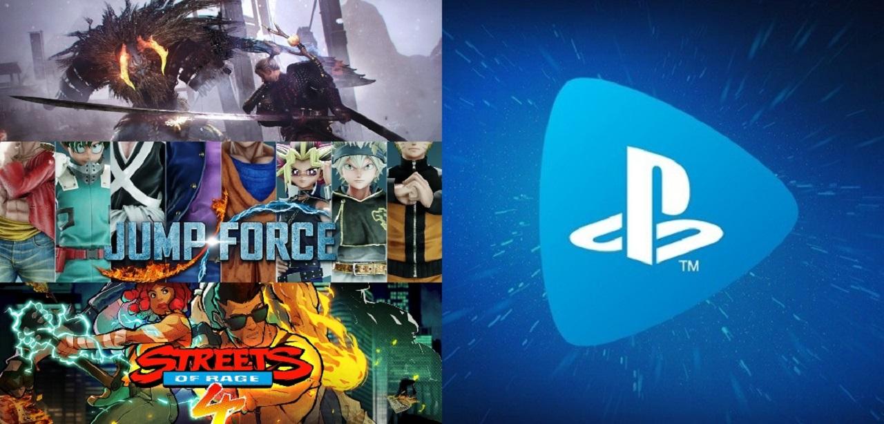 PlayStation Now Mayıs ayı oyunları duyuruldu Geliştirici Sony, Mayıs 2021 oyunlarını duyurdu.PlayStation Now platformunda Nioh,Jump ForceveStreets...