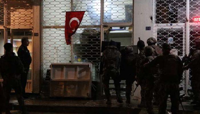 Polise direnen hırsıza 'Özel Harekat' müdahalesi! Operasyon düzenlendi
