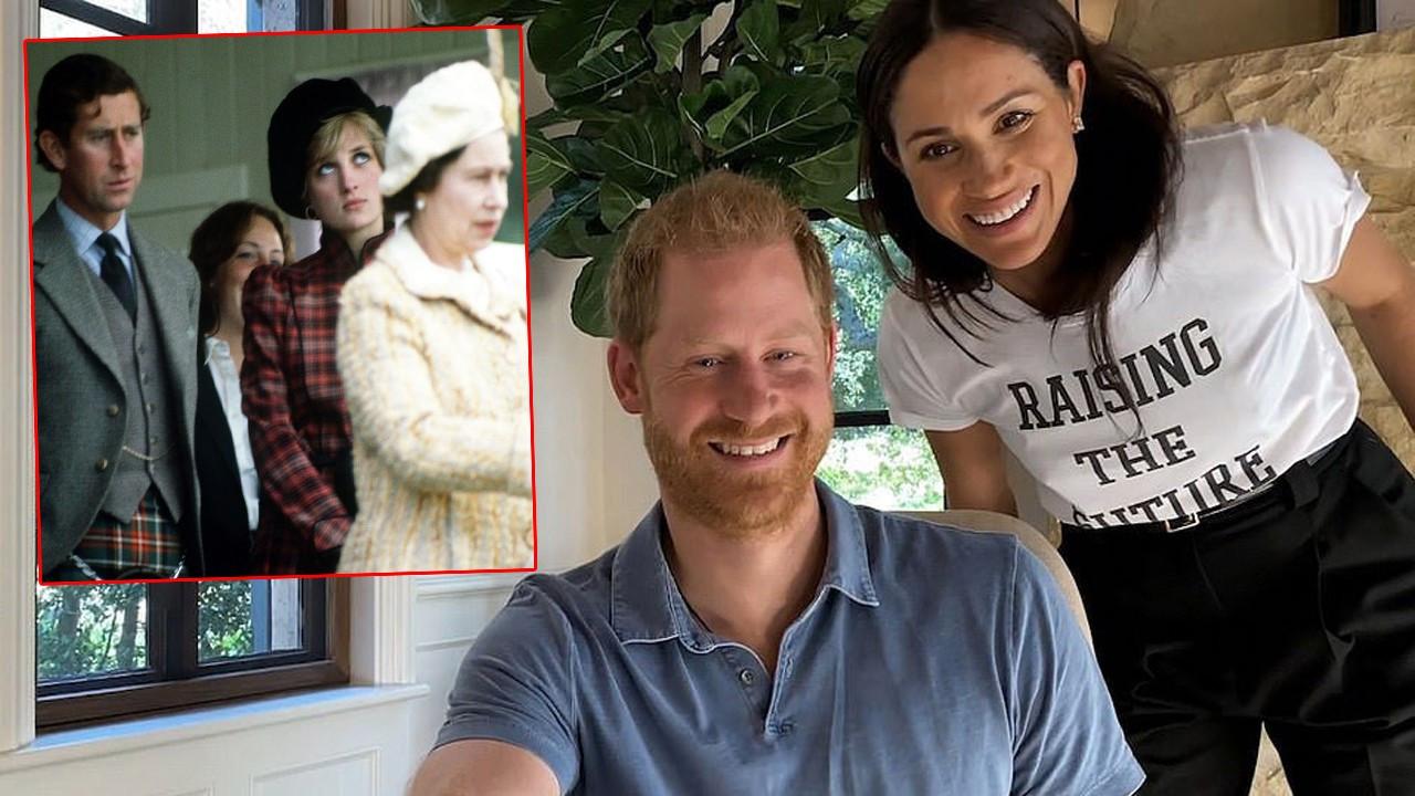 Prens Harry İngilitere kraliyetine şok yaşatmayı sürdürüyor!