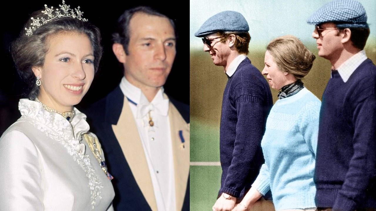 Prenses Anne yasak aşkı uğruna takma isim kullanmış!