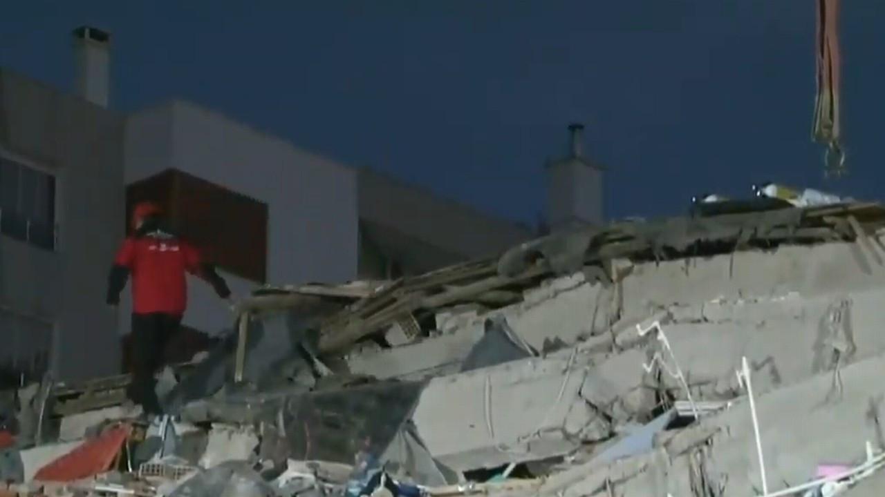 Prof. Dr. Naci Görür'den İzmir depremi yorumu