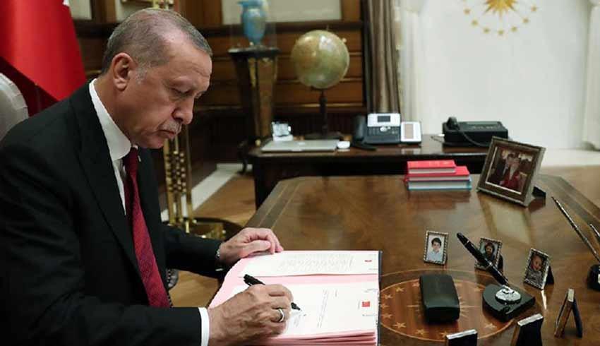 Resmi Gazete'de yayımladı: Erdoğan'dan 'Yeşil Mutabakat' genelgesi