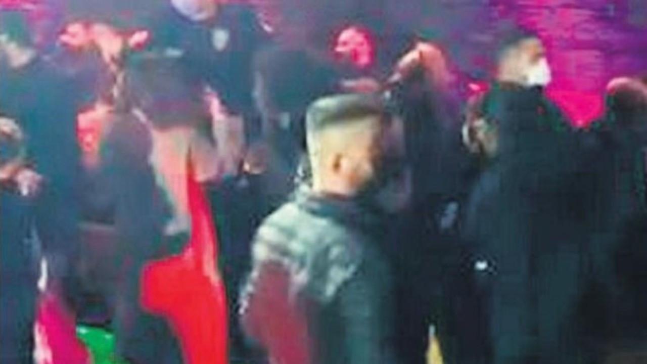 Rezalet gece eğlencelerine 1 milyon lira ceza