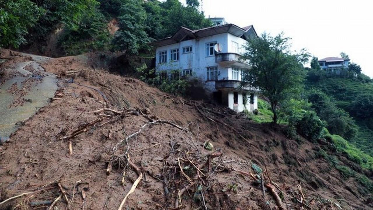 Rize'de yaşanan felakette bilanço ağırlaşıyor