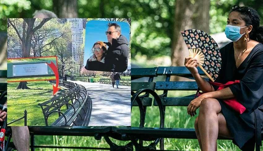 Sabancı şaka ama bu gerçek! Hangi Türk aile, Central Park'ta 10 bin dolara banka adını yazdırdı?