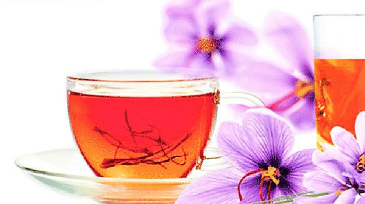 Safran Çayının Faydaları Nelerdir? Safran Çayı Nasıl Yapılır?