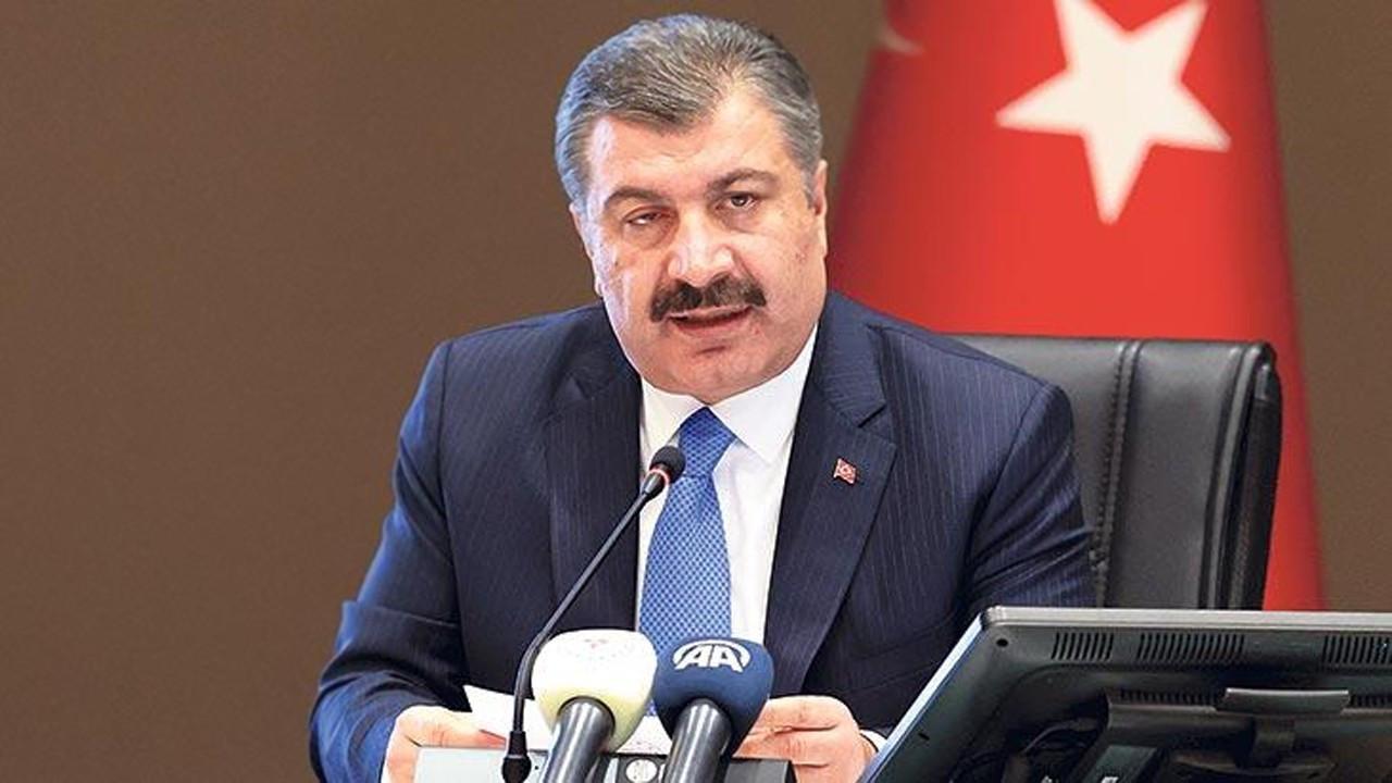 Sağlık Bakanı Koca'dan koronavirüs salgınına ilişkin önemli açıklamalar