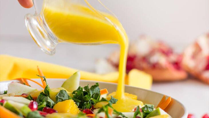 Salatanızı lezzetlendirmek için hazırlayabileceğiniz 5 sos