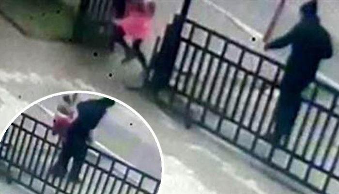 Samsun'da 11 yaşındaki kız çocuğunu kaçırmaya çalışan adam yakalandı!