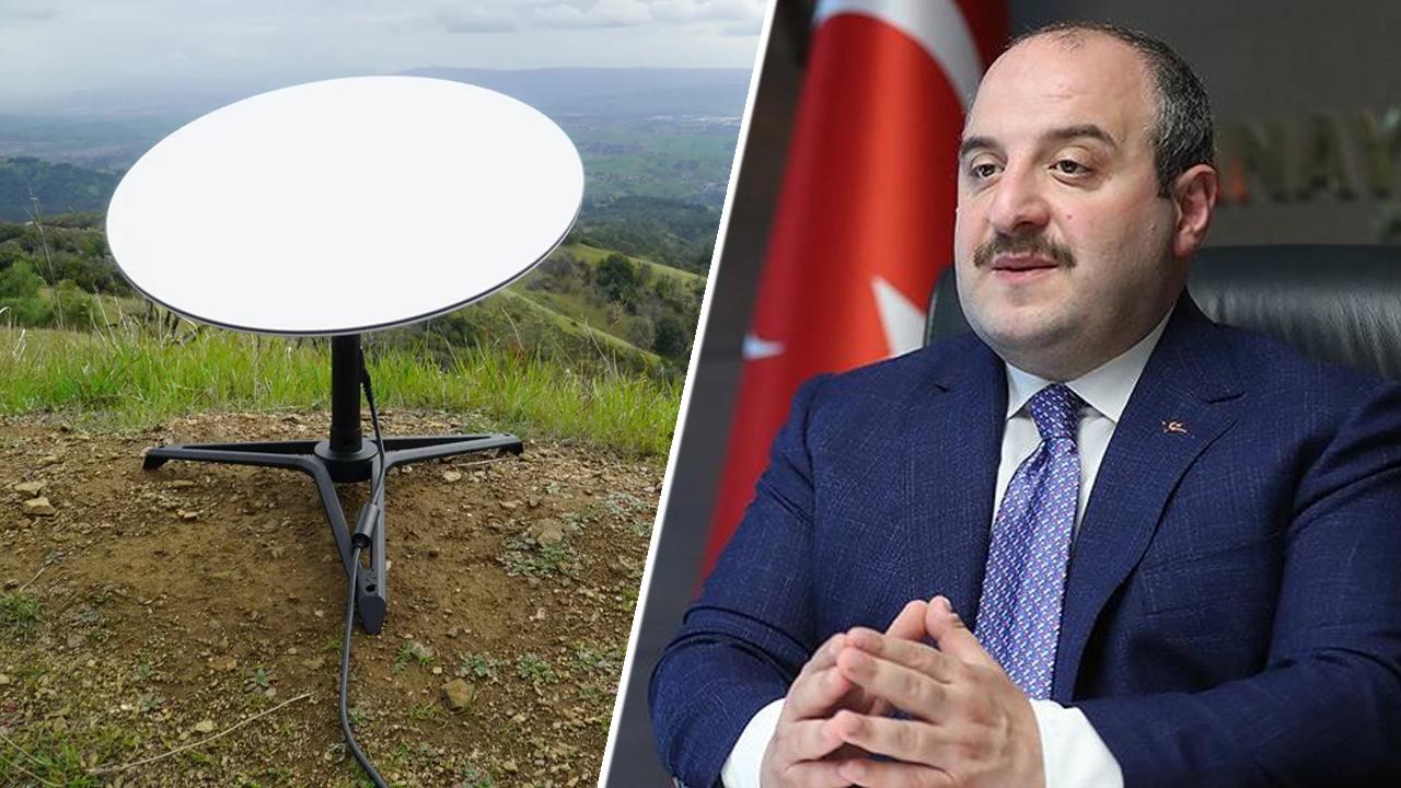 Sanayi ve Teknoloji Bakanı'ndan Starlink açıklaması Sanayi ve Teknoloji Bakanı Mustafa Varank gece saatlerinde gökyüzünde İstanbul ve çevre illerden görülen...