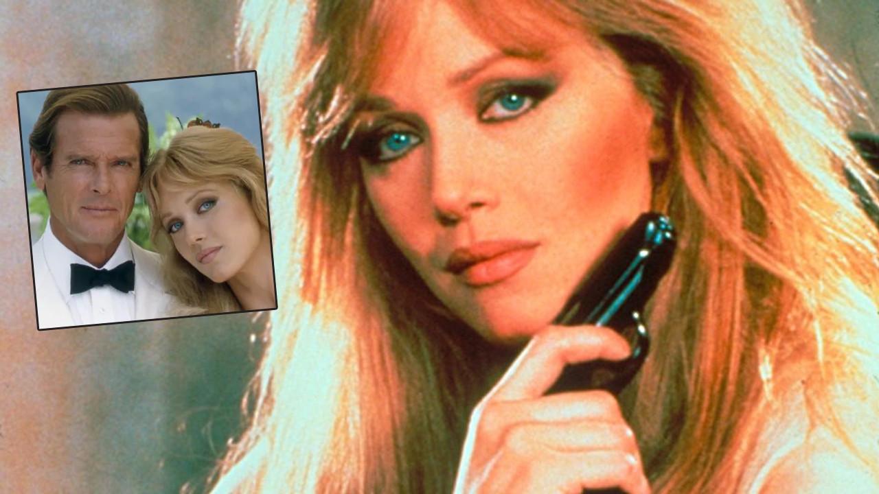 Sarışın Bond kızı hayata gözlerini yumdu