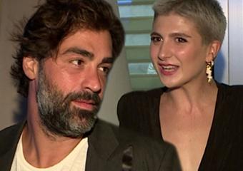 Sarp Levendoğlu ile Naz Çağla Irmak ilk kez görüntülendi