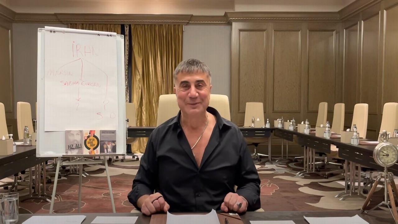 Sedat Peker 7. videoyu yayınladı