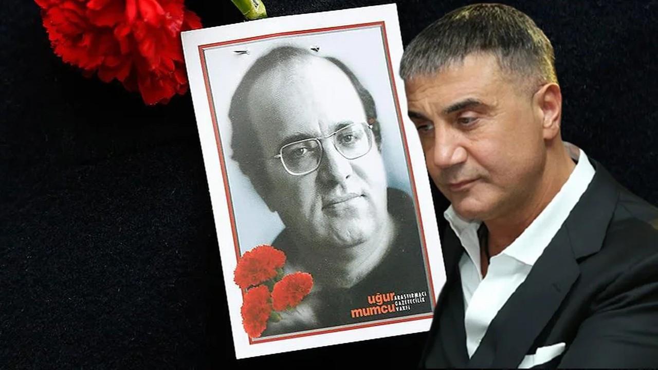 Sedat Peker'den bomba Uğur Mumcu iddiası