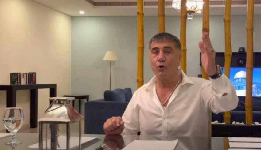 Sedat Peker'den yeni video: Mansimov'un milyar dolarlık marinası 29 milyon dolara gitti