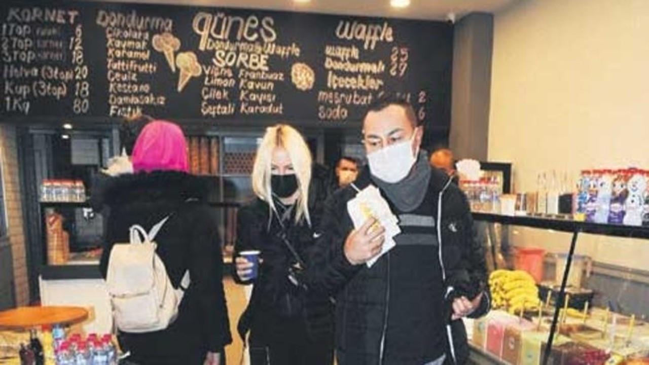 Serdar Ortaç'ın waffle krizi