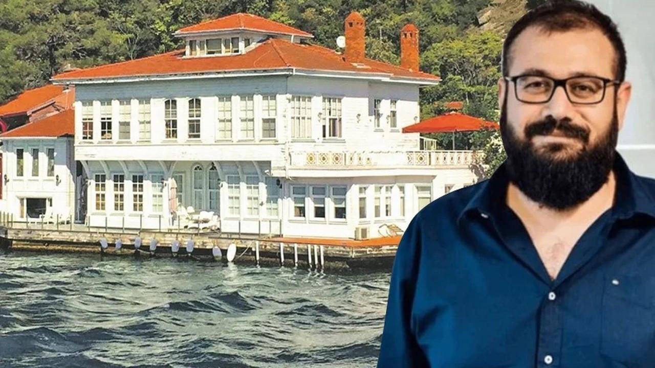 Sidar Şahin Kıbrıslı Yalısı'nın harem bölümünü aldı