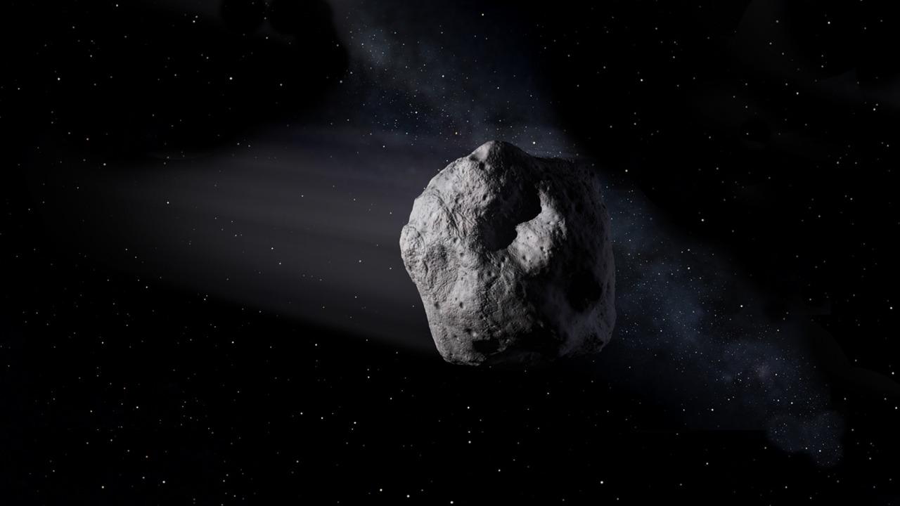 Simülasyonda yaklaşan asteroit Türkiye'yi vurdu Bilim insanları, olası bir asteroit çarpmasında yapılacakları hesapladı. Simülasyon, yıkıcı bir asteroidi...