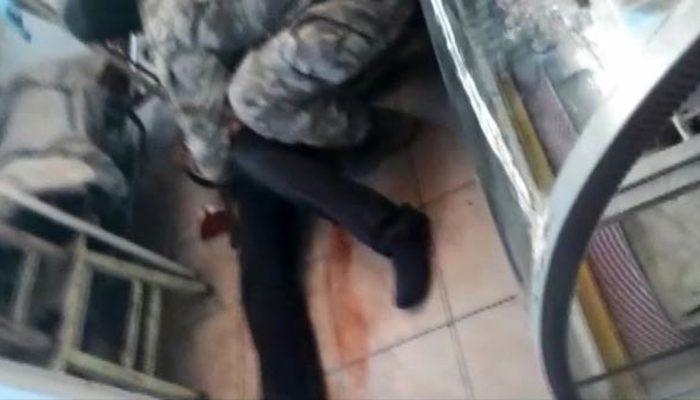 Sınırı aşan mermiler Gaziantep'te oyun oynayan 5 yaşındaki çocuğa isabet etti
