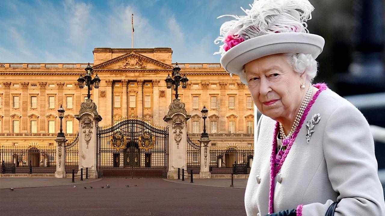 Şok!.. Buckingham Sarayı'nda akıl almaz hırsızlık!
