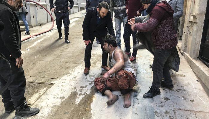 Son dakika: İstanbul Beyoğlu'nda yangın! 4 kişi hayatını kaybetti