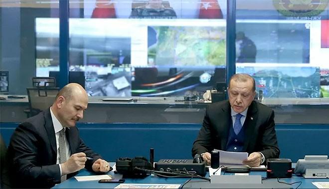 Soylu'dan Erdoğan'a: Emrinde olduk, emrindeyiz, emrinde olacağız