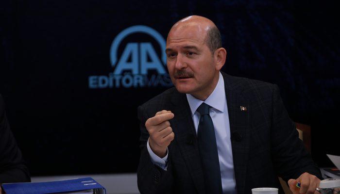 Süleyman Soylu, 'İlk kez söylüyorum' diyerek kritik operasyon kararını açıkladı