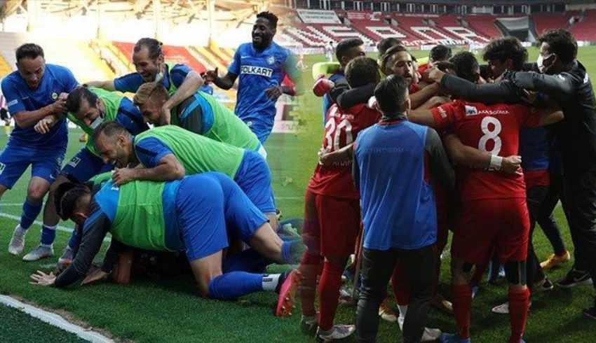 Süper Lig'de İzmir'den iki takım garantilenmiş oldu!