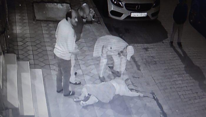 Sutangazi'de korkunç anlar! Olay yerinde hayatını kaybetti