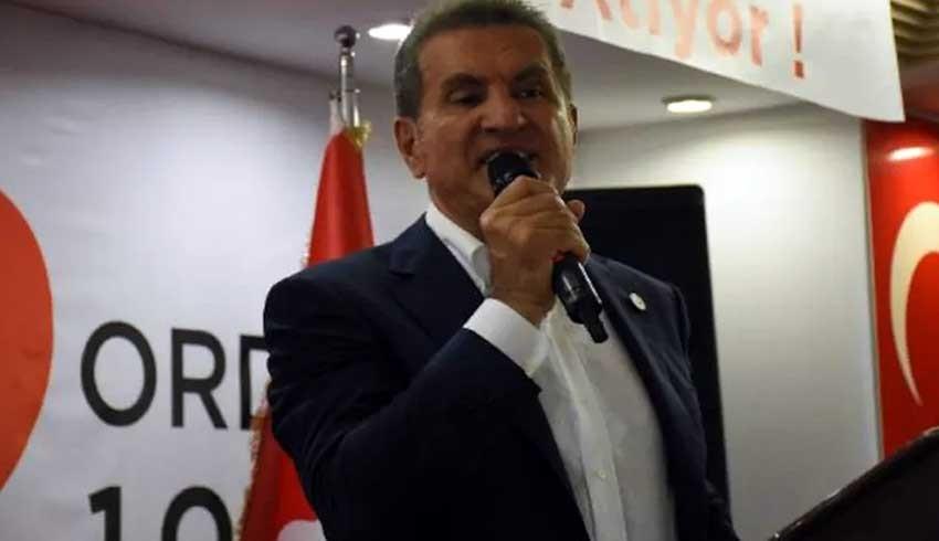 TDP lideri Mustafa Sarıgül yine fenalaştı!
