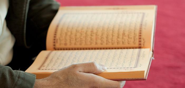 Tekvir Suresi 6. Ayet Meali, Arapça Yazılışı, Anlamı ve Tefsiri