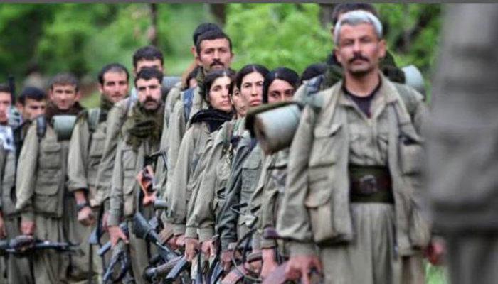 Teslim olan PKK'lı terörist, örgütün gerçek yüzünü anlattı