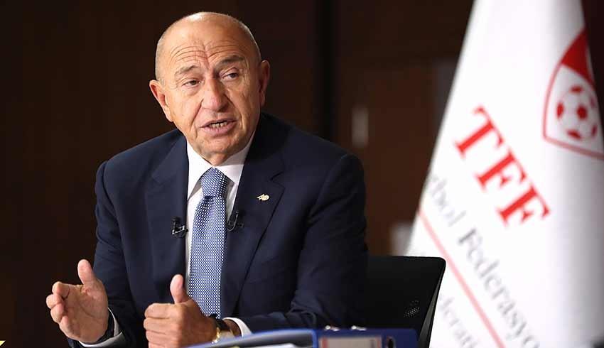TFF Başkanı Nihat Özdemir: Kuzu kuzu oynayacaklar demedim