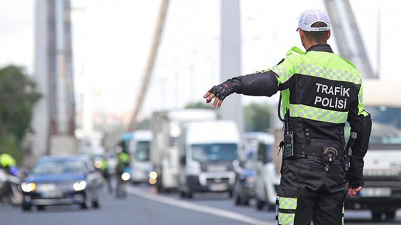 2 bin 96 sürücünün ehliyetine el konuldu!