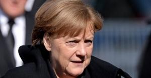 Almanya Başbakanı Merkel ve Avrupa Konseyi Başkanı Tusk Gaziantep'te