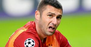Burak Yılmaz'dan Galatasaray'a mesaj