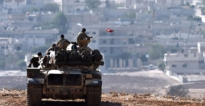 DAEŞ Türk tankına saldırdı... 32 DAEŞ'li öldürüldü!