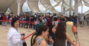 EXPO 2016 Antalya'yı ilk 3 Günde 90 Bin Kişi Ziyaret Etti