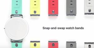 Google akıllı saatlere kayış aksesuarı tasarlamaya başladı