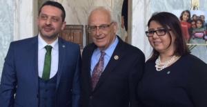 KAİAD Sözde Ermeni Soykırımına Karşı ABD'de Lobi Yaptı