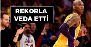 Kobe veda etti