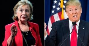 New York'ta zafer Clinton ve Trump'ın
