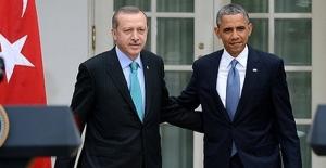 Obama ve Erdoğan Beyaz Saray'da görüştü